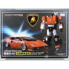 100% Authentic Transformers Masterpiece MP-12 Lambor Lamborghini Sideswipe MISB