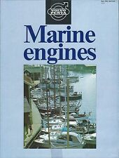 Boat Engine Brochure - Volvo Penta - Marine Product Line Overview (SH121)