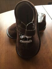 New Brown Squeaky Shoes Size 8