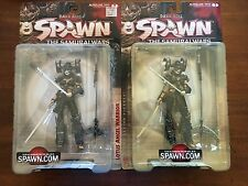 SPAWN Lotus Angel Warrior & Bloody Variant Series 19 Samurai Wars McFarlane Toys