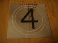 FOREIGNER - 4    [ATLANTIC] WITH INNER SLEEVE
