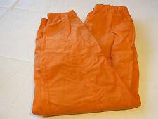 Mens Polo Sport Ralph Lauren wind Pant M mesh lined pants active orange EUC@