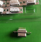 Dee Socket 9 Way PCB pins D Tin Shell Vertical x 10 pcs @ £0.10p each ONO