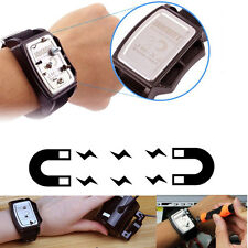 Magnetic Wristband Bracelet Maintenance Adsorption Tools for Small Parts JM-X4