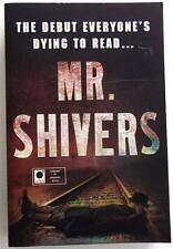NEW  Mr. Shivers   Robert Jackson Bennett    ARC  Advance Reading Copy   RARE