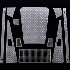 RC4WD DIAMOND PLATE ACCESSORY PACK FOR DEFENDER D90 BODY (Z-S0985)