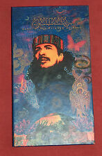 SANTANA DANCE OF THE RAINBOW SERPENT COFFRET 3 CD