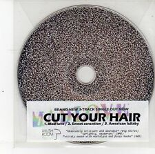 (DS694) Cut Your Hair, Mad Love / Sweet Sensation - 2013 DJ CD