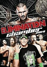 WWE: Elimination Chamber 2014 DVD played once