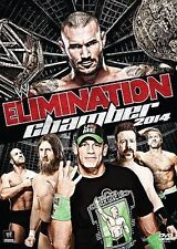 WWE: Elimination Chamber 2014 (DVD, 2014)