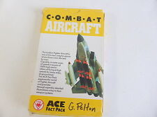 Ace Fact Pack Cards Combat Aircraft  Card Set Worlds Combat Aircraft Facts