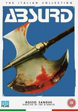 Absurd - Blu-Ray - Uncut Special Edition - Joe D'Amato