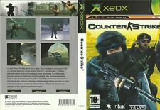 ~* Counterstrike First Shooter Game for Original XBOX *~