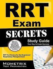 RRT Exam Secrets Study Guide : RRT Test Review for the Registered Respiratory...