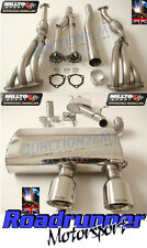 Milltek Golf R32 MK5 Exhaust Manifolds De-Cat & Cat Back Resonated System GT100