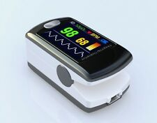Rechargeable Fingertip Pulse Oximeter + Software/Cable
