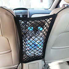 Useful Car Seat Mesh Organizer for Bag Pets Children Kids Disturb Stopper