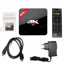 H96 PRO S912 Android 6.0 Amlogic 3GB+16GB Dual Wifi Octa Core 4K Smart TV Box