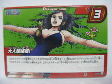 One Piece Miracle Battle Carddass OP18-49  Nico Robin Straw Hat Pirates