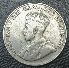 OLD CANADIAN COIN 1925 - FIVE CENTS  - George V - Nice KEY DATE
