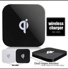 QI Wireless Charger Charging Pad Plate - For Samsung Galaxy S6 S6 S7 S6&S7 Edge