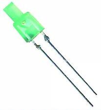 5 Stück LED grün * 2,9x3,7mm * dreieckig / flach