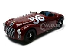 FERRARI 125 S 1947 F.CORTESE #56 ELITE 1:18 DIECAST MODEL CAR BY HOTWHEELS N2072