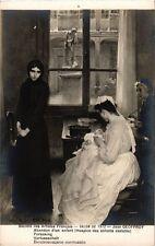 CPA Salon de 1912 J. GEOFFROY - Abandon d'un enfant (217712)