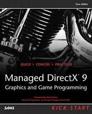 Managed DirectX 9 Kick Start: Graphics and Game Programming,ACCEPTABLE Book