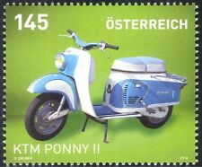 Austria 2014 KTM Ponny II/Motorcycles/Motor Bikes/Motoring/Transport 1v (at1017)