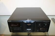 Sony 300-Disc CD Changer Player CDP-CX350 - AS IS Parts or Repair
