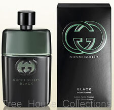 Treehouse: Gucci Guilty Black EDT Perfume For Men 90ml (Paypal Accepted)