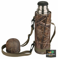 AVERY GREENHEAD GEAR GHG NEOBOTTLE COFFEE THERMOS BUCKBRUSH BB CAMO 1L 1000 ML