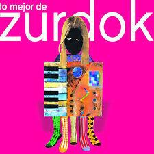 LO MEJOR DE ZURDOK--CD--New, Sealed
