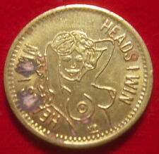 Heads I Win - Tales You Loose - Sexy Flipping Token - L@@K