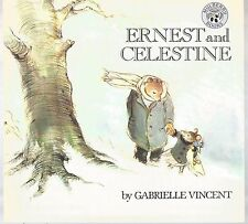 Children's Book ERNEST AND CELESTINE Gabrielle Vincent