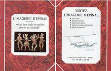L'IMAGERIE D'EPINAL - Brochure de présentation, son histoire, le musée, l'expo