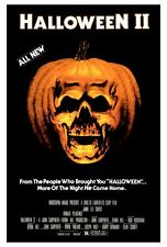 "HALLOWEEN II Movie Poster [Licensed-NEW-USA] 27x40"" Theater Size 1981"