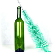 "FD3637 Nylon Bottle Brush Cleaning Wine Beer For Home Brewing Supply 45cm/18""♫"