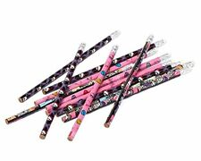 Monster High Pencils With Erasers 12 Pack Birthday Party Favors School Supplies