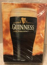 Guinness Playing Cards New Deck Sealed