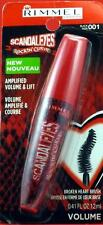 Rimmel Scandaleyes Rockin' Curves Mascara Amplified Volume & Lift in Black #001
