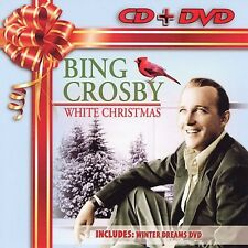 Bing Crosby - White Christmas/Winter Dreams [New CD] With DVD