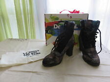BOTTINES LACEES ANKLE BOOT DESIGUAL Pointure 37