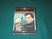 Agente 007 vendetta privata dvd