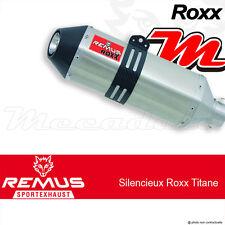 Silencieux Pot échappement Remus Roxx Titane RACE KTM 690 SMC R 2014