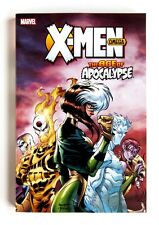 X-Men The Age of Apocalypse Omega Vol 3 Marvel Graphic Novel Comic Book