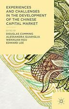 Experiences and Challenges in the Development of the Chinese Capital Market...