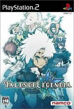 Used PS2 Tales of Legendia Japan Import (Free Shipping)