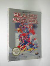 BLADES OF STEEL NINTENDO NES pal